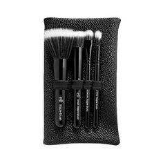 e..f. Stipple Brush Travel Set (198.915 IDR) ❤ liked on Polyvore featuring beauty products, makeup, makeup tools, makeup brushes, fillers, beauty, brushes, cosmetics and set of makeup brushes