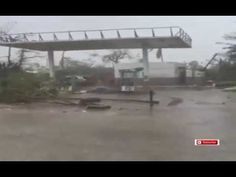 Hurricane Matthew pounds Cuba after drenching Haiti !! #Hurricane Matthew