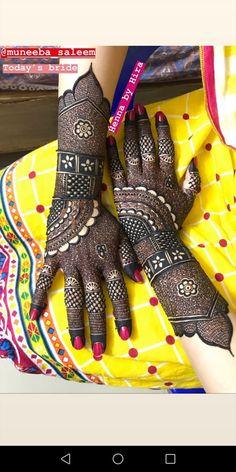 Kashee's Mehndi Designs, Rajasthani Mehndi Designs, Stylish Mehndi Designs, Mehndi Design Pictures, Mehndi Designs For Girls, Wedding Mehndi Designs, Mehndi Designs For Fingers, Henna Tattoo Designs, Mehndi Images