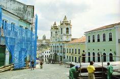Pelourinho, 1998