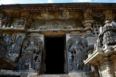 Hoysaleswara Temple. Temple in Karnataka