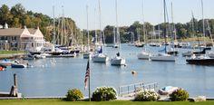 Southport Harbor.