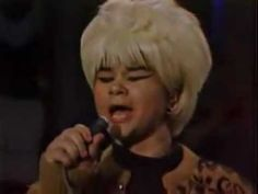 Etta James -  Something's Got A Hold On Me - 1962  -Etta James ((born Jamesetta Hawkins; January 25, 1938 -- January 20, 2012)  is an American blues, soul, R, rock & roll, gospel and jazz singer and songwriter. James is the winner of four Grammys and seventeen Blues Music Awards. She was inducted into the Rock & Roll Hall of Fame in 1993, the B...