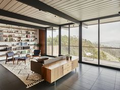 Gallery of Diamond Heights Renovation / Michael Hennessey Architecture - 3