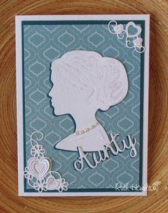 A Passion For Cards: Aunty - Tonic Dies
