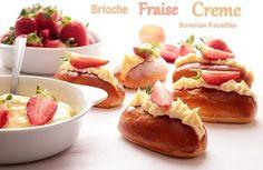 Recette pour Ramadan/Vienoiserie Beignets, Baked Potato, Biscuits, Ethnic Recipes, Desserts, Voici, Food, Pains, Croissants