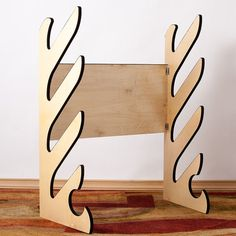 The Surf Tree a freestanding horizontal surf rack. by SurfTreeRack, $169.00