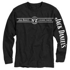 Jack Daniels® Long - sleeve Lynchburg T - Shirt