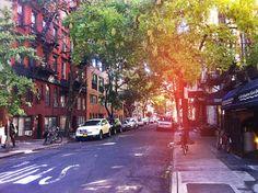 Jones St, New York