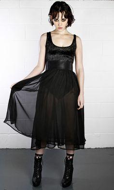Photo of Black Swan Skirt
