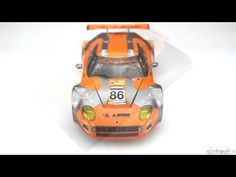 Video: Scaleauto - Spyker C8 Spyder GT2R (SC-6026) - YouTube