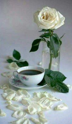 Good Morning ladies, enjoy your day! Coffee Gif, I Love Coffee, Coffee Break, Coffee Cups, Tea Cups, Coffee Cookies, Good Morning Coffee, Breakfast Tea, Tea Sandwiches