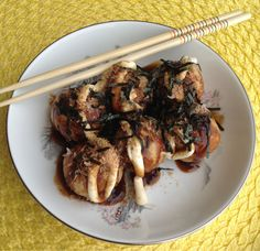 Homemade Takoyaki (photo & recipe)  http://www.facebook.com/beezzzmom