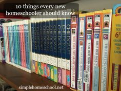 Life as a new homeschooler is no picnic, but these words of advice will bring comfort and calm to those of you just starting out!