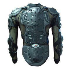 WOW MOTORCYCLE MOTOCROSS BIKE GUARD PROTECTOR BODY ARMOR BLACK     #Armor, #Bike, #Black, #Body, #GUARD, #Motocross, #Motorcycle, #Protector
