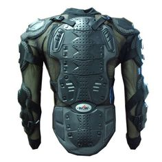 WOW MOTORCYCLE MOTOCROSS BIKE GUARD PROTECTOR BODY ARMOR BLACK     #Armor, #Bike, #Black, #Body, #GUARD, #Motocross, #Motorcycle, #Protector