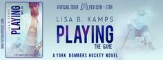 PLAYING THE GAME by Lisa B. Kamps: Interview & Giveaway