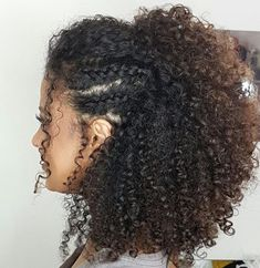 good quality malaysian kinky curly virgin hair 3 bundles with lace frontal,Factory direct sale cheap human hair extensions.Uhair good quality malaysian kinky curly virgin hair 3 bundles with lace frontal,Factory direct sale cheap human hair extensions. Pelo Natural, Afro Hairstyles, Natural Curly Hairstyles, Mixed Girl Hairstyles, Natural Hair Buns, Natural Protective Hairstyles, Long Natural Curls, Teenage Hairstyles, Curly Haircuts