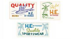 Mango H.E. Branding by Glenn Wolk, via Behance