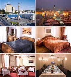 Luxury Lodging in Ukraine