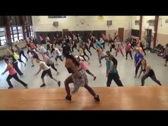 GetYourFitOnWith Tara Dance Fitness - Will You Be There Michael Jackson ... a very nice cool down song... very well done Tara