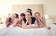 Sleepover with your favorite girls