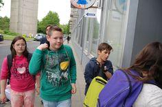 GBS De Zonnebloem Zonnebeke – Brussel dag 1