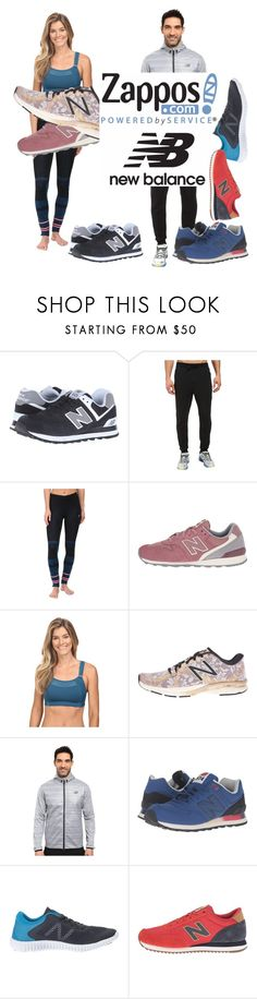 """""""Run the World in New Balance"""" by amiraahmetovic ❤ liked on Polyvore featuring New Balance Classics, New Balance and NewBalance"""