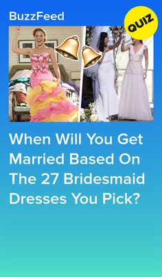 When Will You Get Married Based On The 27 Bridesmaid Dresses You Pick? Princess Quizzes, Disney Princess Facts, Girl Quizzes, Buzzfeed Personality Quiz, Personality Quizzes, Wedding Dress Quiz, Pleated Wedding Dresses, Bridesmaid Dresses, Disney Character Quiz