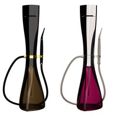 The World's Most Luxurious Bongs, Hookahs and Shishas by Desvall.