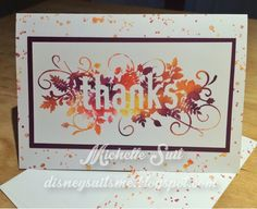 """Suitably Stamped: Color """"full"""" of Thanks"""