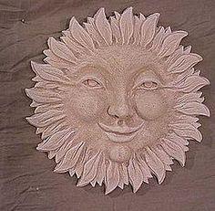 SMIRKY SUN $23.00 - HOME DECOR & GARDEN DECOR