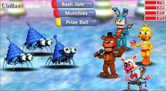 Five Nights At Freddy's World Screenshots Introduce Friends And Foes
