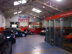 Talleres Top, el mejor buscador y comparador de talleres mecánicos - Talleres Mayte