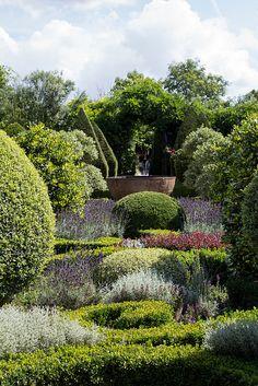 Abbey Gardens, Malmesbury, Wiltshire, England