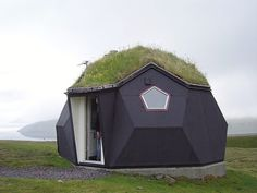 Igloo home! in the Faroe Islands