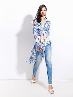 Ponto Moda: Catálogo Sahoco primavera 2017