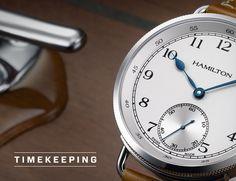 Timekeeping: Hamilton Khaki Navy Pioneer