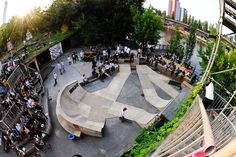 Bright Death Race at Kater Holzig (skateboarding events)