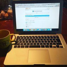 こんにちわ(). . コーヒー飲みながらネットサーフィン笑. . 今日は寒いし天気荒れるみたいなので家でまったりします. . 新しいカメラ持って外出たい. #macbookair #coffee #リラックマ . . 写真を見てよかったらいいねやコメント気軽にフォローしてください . . ハッシュタグ #写真好きな人と繋がりたい. #写真好キナ人ト繋ガリタイ. #写真撮ってる人と繋がりたい. #写真撮ッテル人ト繋ガリタイ. #カメラ好きな人と繋がりたい. #ファインダー越しの私の世界. #フォロー #写真部 #カメラ初心者 #関西写真部. . #IGersJP #followme #instafollo#follow4follow #webstagram #likeforlike #instagood . コンテストタグ #WeekendHashtagProject . #PhotoOfTheDay . #JapanHashtagProject . #instaderby . #フォトコンテストOsaka2015 . #WHPhideandseek .