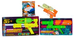 Super Soaker | National Toy Hall of Fame #supersoaker