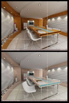 Professional and Creative Meeting Room Interior 5