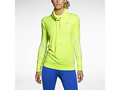 Nike Dri-FIT Knit Infinity Cover-Up Women's Training Top
