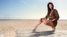 Hot Beach Girl Pictures