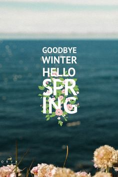 Hello Spring, Goodbye Winter! 🌻🌺💐 . . . وداعًا أيها الشتاء، وأهلاً بالربيع! ... Follow us 👉 @oryxtranslation 👈 ... #spring #springbreak #springtime #springfashion #springiscoming #springishere #springday #spring2018 #springflowers #springhassprung #springer #springfever #springsummer #flowers #flower #flowerpower #floweroftheday #flowerslovers #flowermagic #flowerporn #flowerstalking