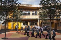 The Ritblat Building, Tonbridge, 2012 - Hawkins\Brown