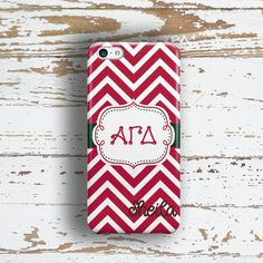 Alpha Gamma Delta sorority phone case for Iphone by PreppyCentral