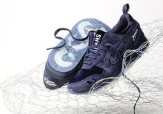 04121224b65  sneakers  news The mita Sneakers x BEAMS x ASICS GEL-Lyte III ""