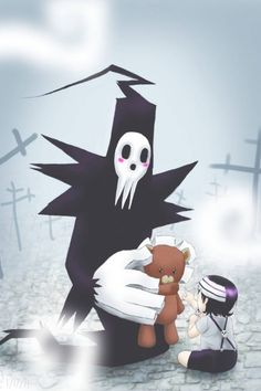Death and death the kid