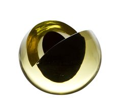 Meloni by Nanny Still Finland Vases, Scandinavian Art, Grey And Gold, Pots, Glass Design, Be Still, Glass Art, Sculptures, Art Gallery